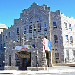 The Sacred Heart School of Montreal